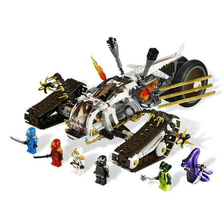 LEGO® NINJAGO® Ultra Sonic Raider Vehicle w/ Minifigures ...