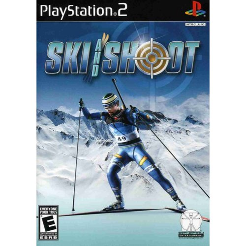 Ski & Shoot, Tommo, PlayStation 2, 815315001617