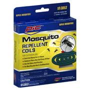 Pic Mosquito Repellent Coils, 10 Pack