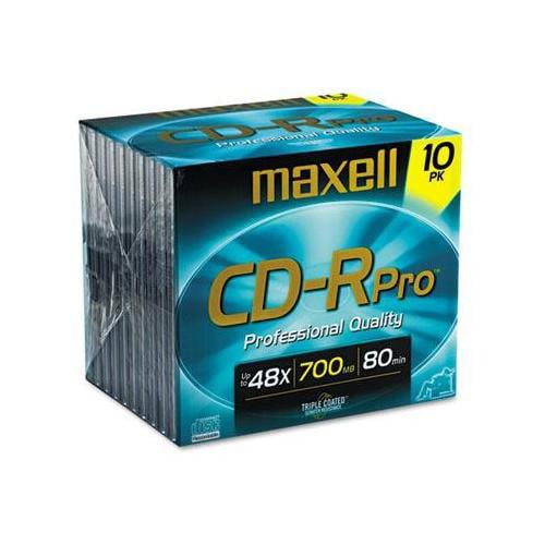 Maxell CD-R Discs MAX648410