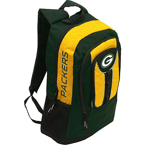 Concept One Green Bay Packers Colossus Backpack