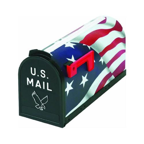 Flambeau Post Mounted Mailbox