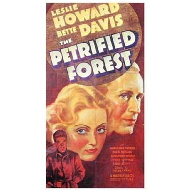 Posterazzi MOV257931 Petrified Forest Movie Poster - 11 x 17 in. - image 1 de 1