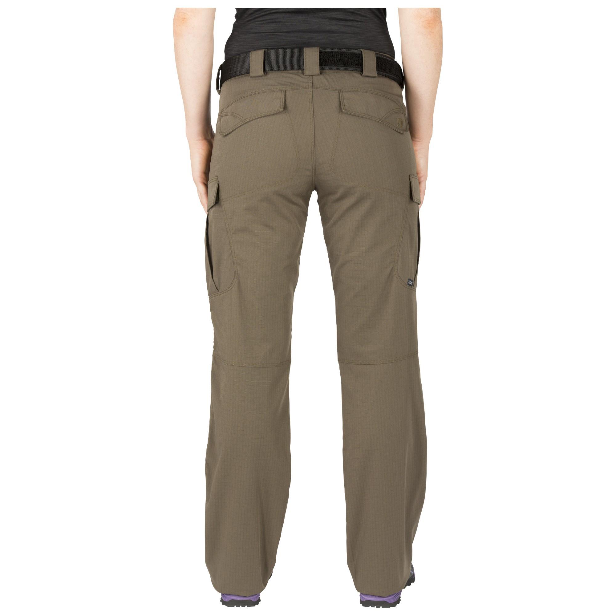5.11 INC Women's Stryke Pant with Flex-Tac Rip Stop, Tundra