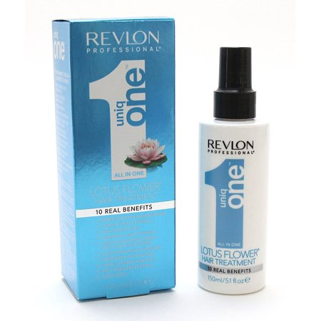 Revlon Uniq All In One Lotus Hair Treatment 5.1 - Hair In The 1970s
