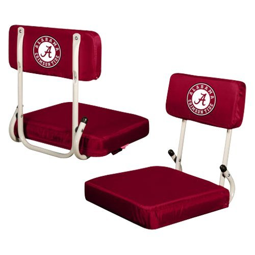 Logo Chair College Hard Back Stadium Seat
