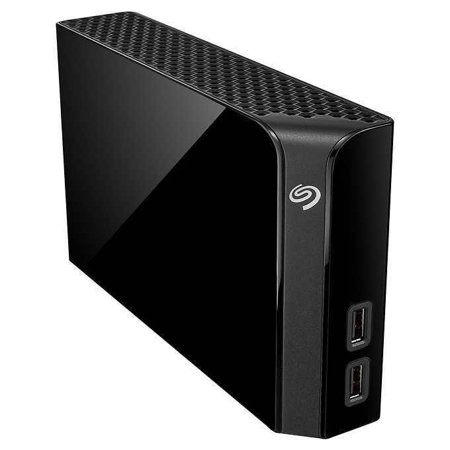 Seagate Backup Plus Hub 8TB Desktop Hard Drive Rescue Data Recovery
