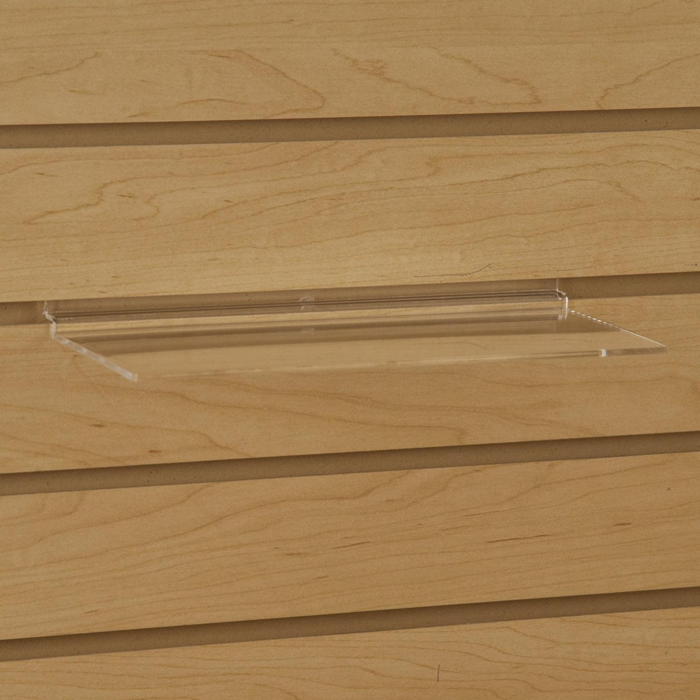 Injection Molded Styrene Shoe Shelf