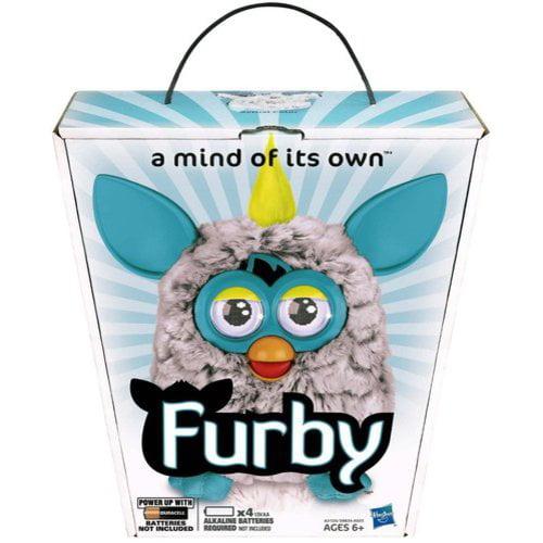 Furby, Gray/Teal
