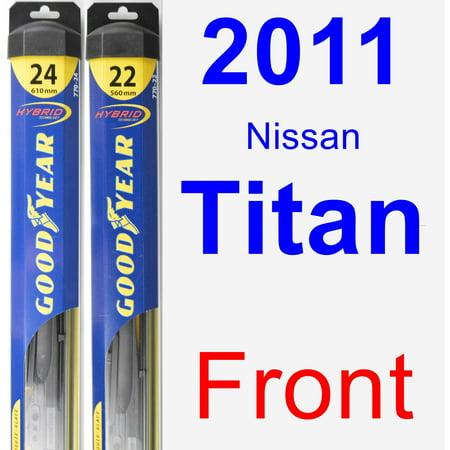 2011 titan reliability