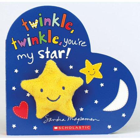 Twinkle Twinkle Youre My Star (Board Book) (Twinkle Star)