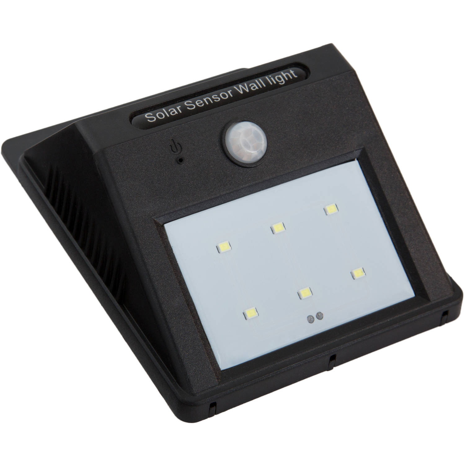 Everyday Home Solar Powered Motion Sensor LED Security Light