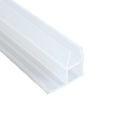 78 7 Inch Frameless Window Shower Door Seal Clear For 6mm