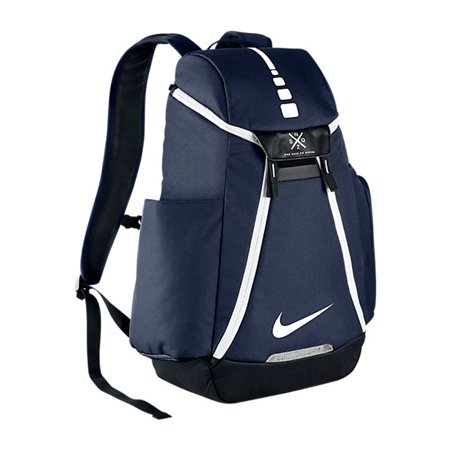 Nike Hoops Elite Max Air Team 2.0 Basketball Backpack Midnight Navy/Black/White