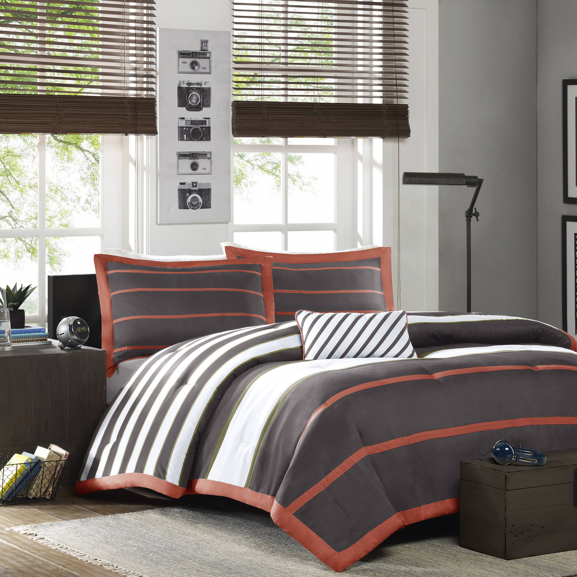 Home Essence Apartment Cody Bedding Comforter Set