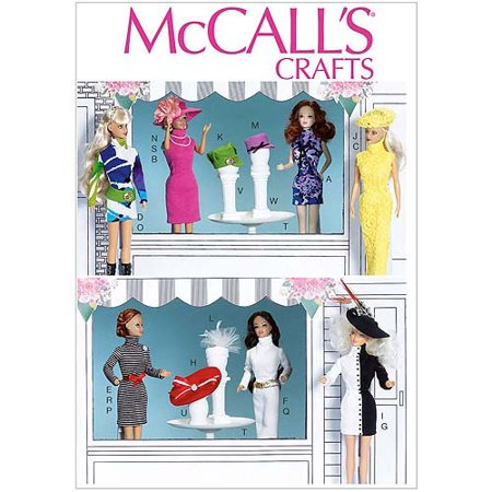 McCall's Clothes and Accessories For 11