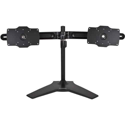 """Planar Large Dual Monitor Stand for 24"""" to 34"""" LCD Monitors"""