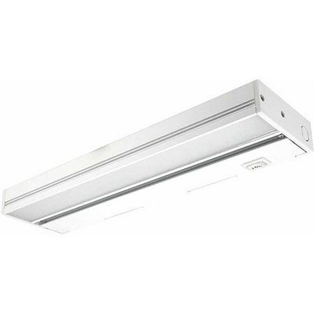 nicor 12 led under cabinet lighting fixture. Black Bedroom Furniture Sets. Home Design Ideas