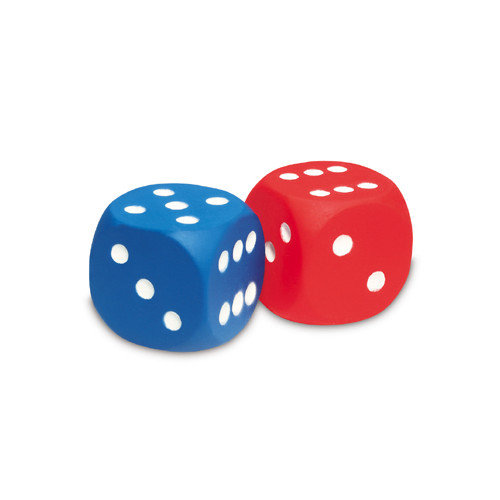 Learning Resources Foam Dice Dot (Set of 2)