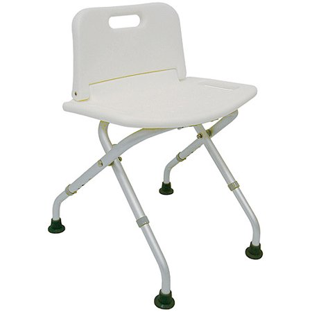 Dmi Folding Shower Seat With Backrest