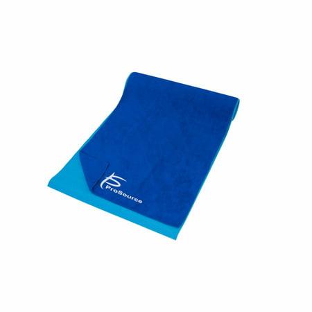 ProSource Arida Yoga Mat Towel Super-Absorbent Microfiber 68