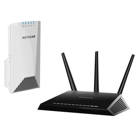Netgear Mesh Extender with Nighthawk Router (Netgear Bundle)