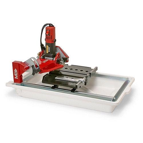 MK Diamond 159943 7.4 Amp 1.24 HP 7 in. Wet Cutting Tile Saw by Zurn Pex
