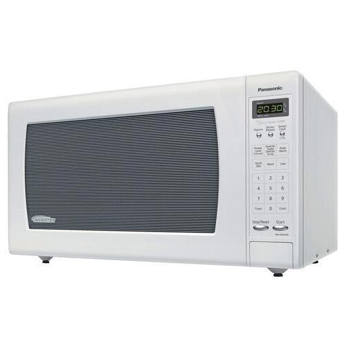 Panasonic  NN-SN933W White 2.2 cubic-foot Microwave Oven