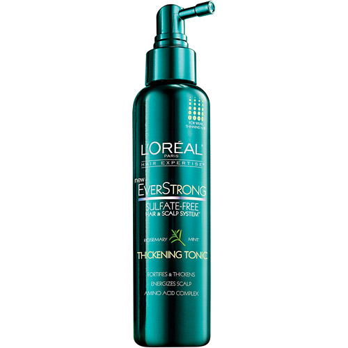 L'Oreal Paris EverStrong Sulfate Free Thickening Tonic, 5.1 fl oz