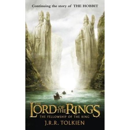 Lord of the Rings: The Fellowship of the Ring (Lord Of The Rings One Volume Hardcover)