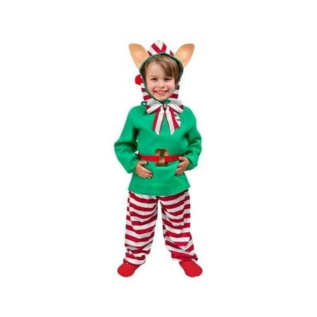 Toddler Elf Costume - Toddler Elf Costume