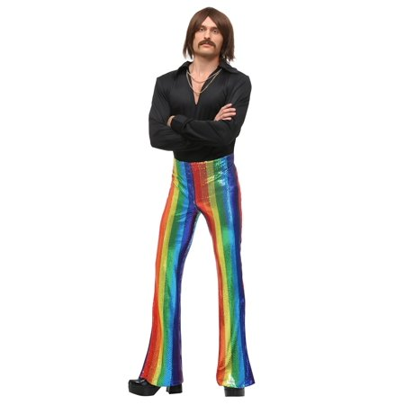 Men\'s Disco King Plus Size Costume