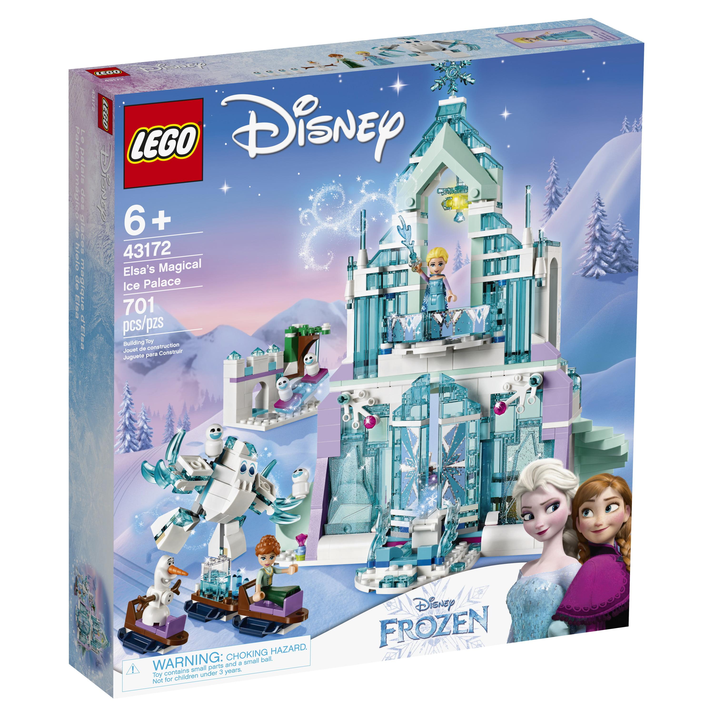 Building Block mini figures Disney Frozen Elsa fits Brands