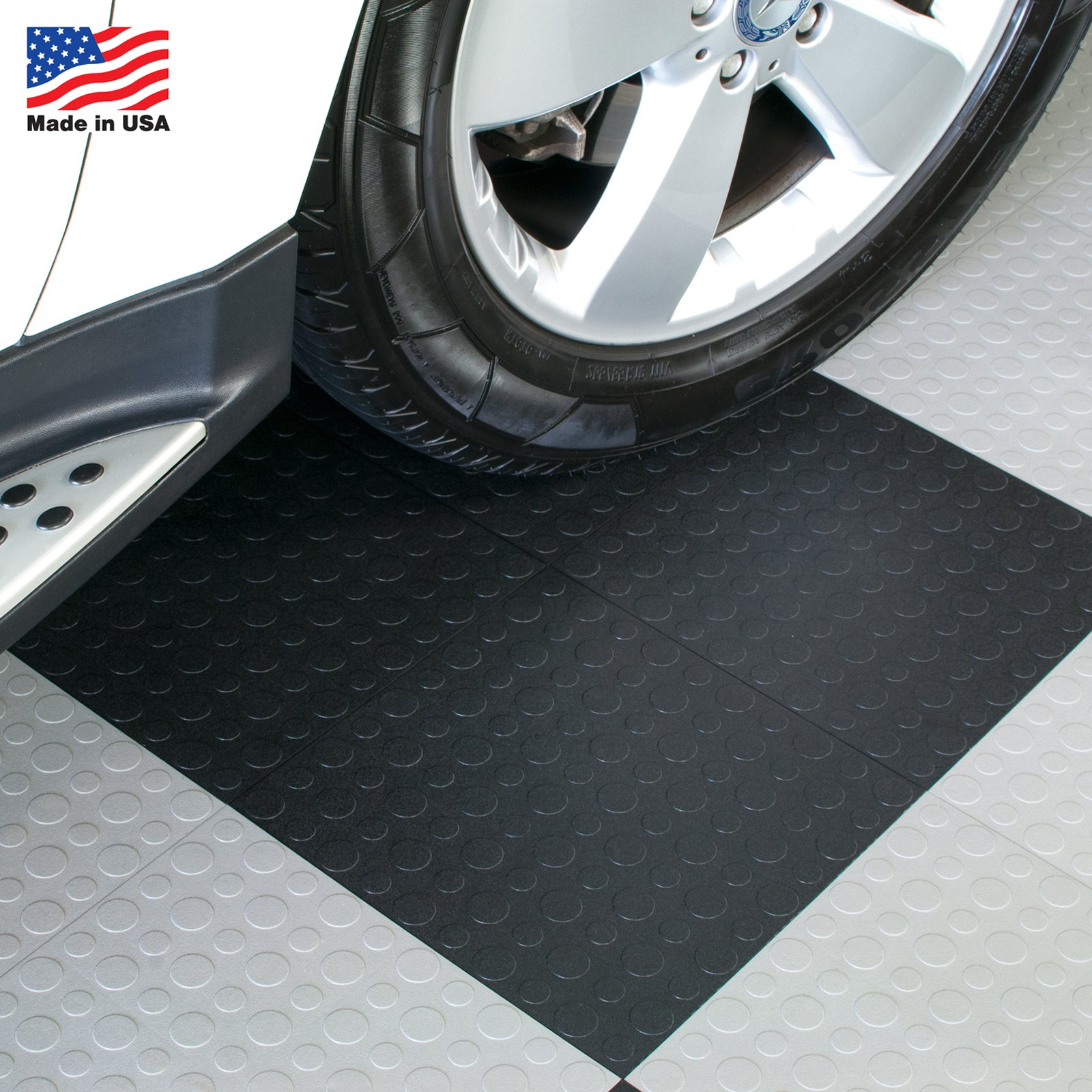 tiles ceramic floor custom garage interlocking great cleaning plastic offer image a