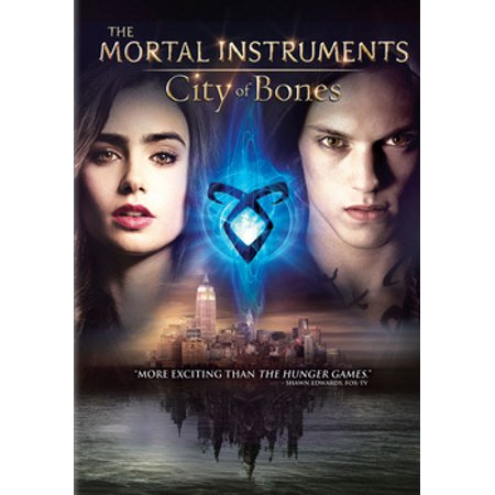 The Mortal Instruments: City of Bones (DVD) - Bone Chillers Dvd