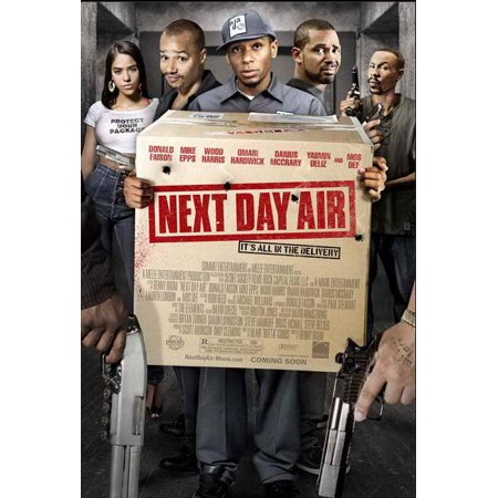 Next Day Air - movie POSTER (Style A) (11