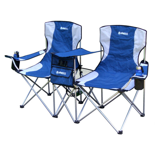 Gigatent Sit Side By Side Folding Chair