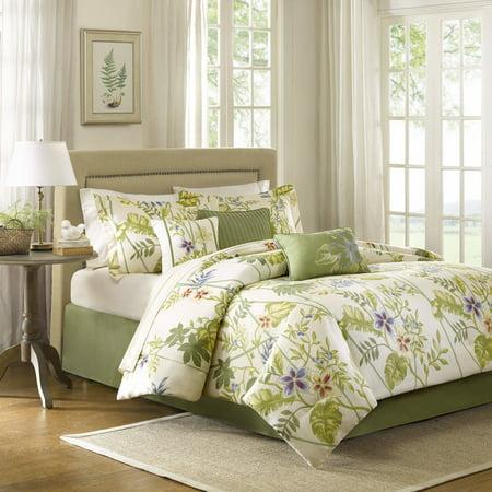 Green Queen Comforter (Home Essence Waikiki Bedding Comforter)