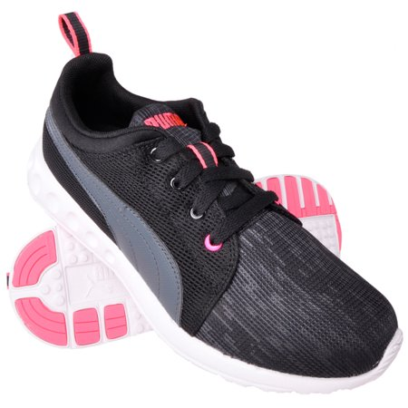 92f5ded42f6b PUMA - Womens Puma Carson Runner Shoe Training Sneakers Pink Black 188231 -  Walmart.com