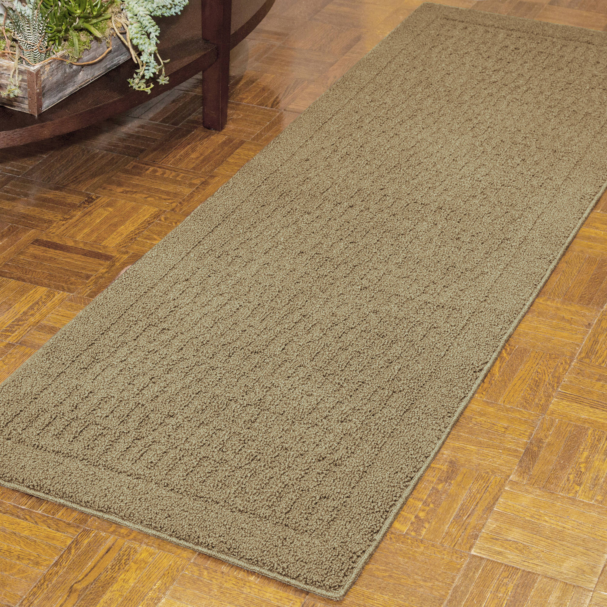 Mainstays Dylan Nylon Runner Rug Collection