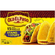 Old El Paso�� Stand 'n Stuff Taco Shells 15 ct. Box