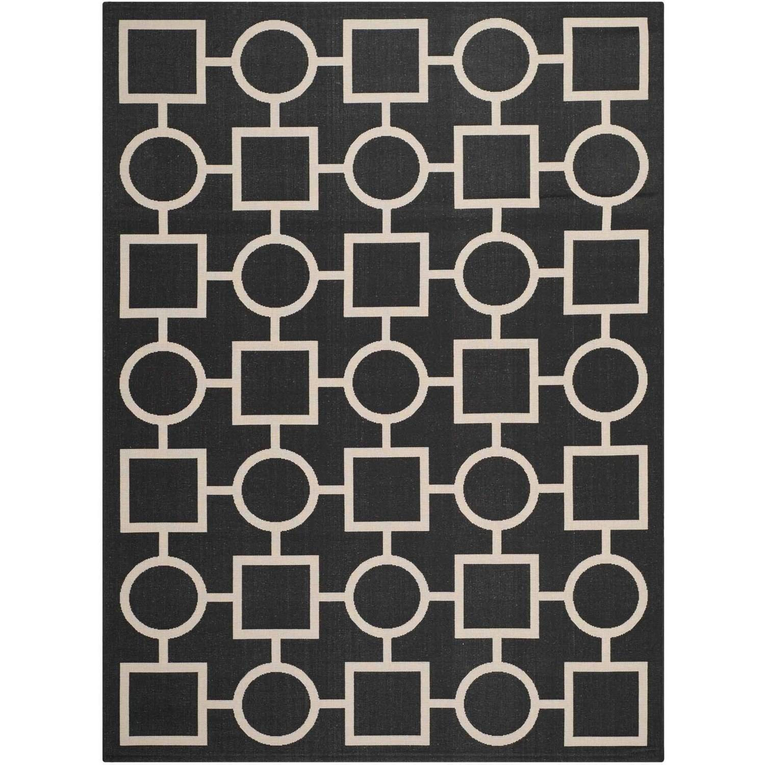 Safavieh Courtyard Archimedes Power-Loomed Indoor/Outdoor Area Rug or Runner
