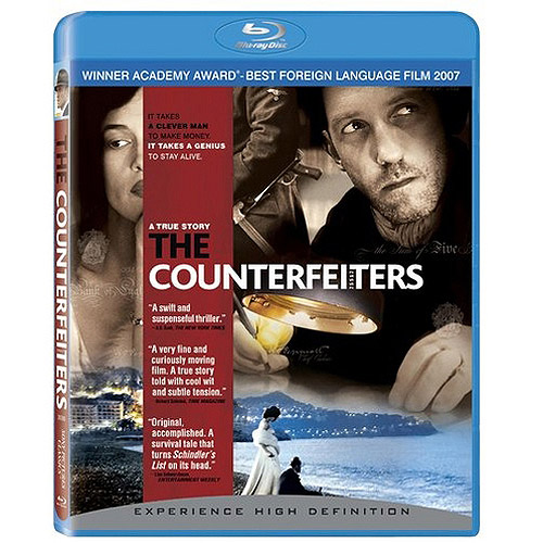 The Counterfeiters (German) (Blu-ray)