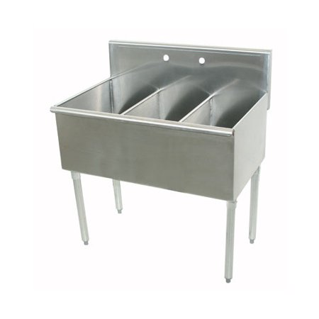 Advance Tabco 400 Series Free Standing Service Sink