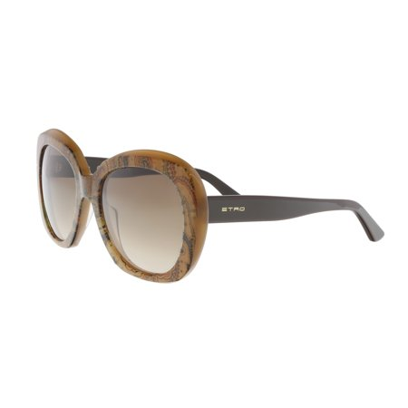 Etro ET33/S 211 Tan Round (Etro Mens Sunglasses)