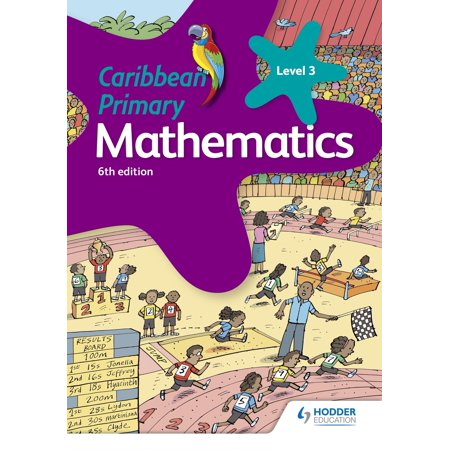 Caribbean Primary Mathematics Book 3 6th edition -