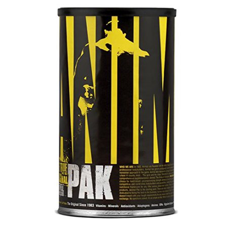 Universal Animal Pak Training Pak Bestselling Bodybuilding Supplement - 44 Packs