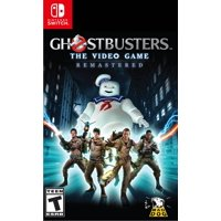 Ghostbusters: The Video Game Remastered, Mad Dog Games, Nintendo Switch, 710535220216