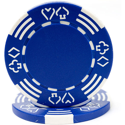 11.5-Gram Royal Suited Casino Chips