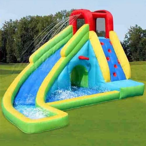 Kidwise Splash'N Play Waterslide by